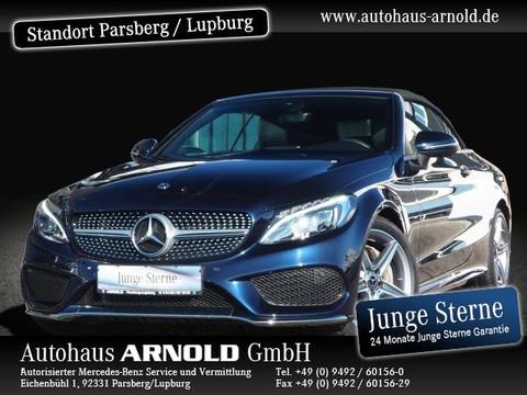 Mercedes-Benz C 220 d Cabrio AMG Line