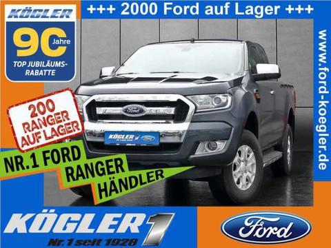 Ford Ranger Extrakabine XLT