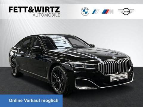 BMW 730 d xDrive Laser GSD Sitzbel 765 - o A