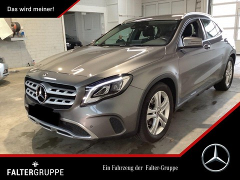 "Mercedes-Benz GLA 200 Urban Busines 8"" SpurPk Kamra"