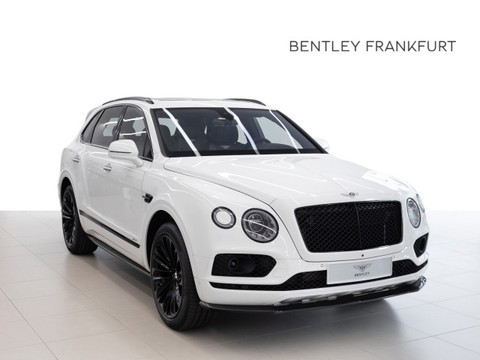 Bentley Bentayga Speed Carbon Brakes Carbon Styling Black