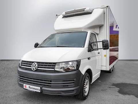 Volkswagen T6 Ko FAHR & STANDKÜHLUNG