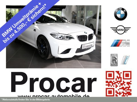 BMW M2 Coupe H K DA Komfortzugang FA Alarmanlage