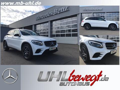 Mercedes-Benz GLC 250 AMG Line EURO 6d