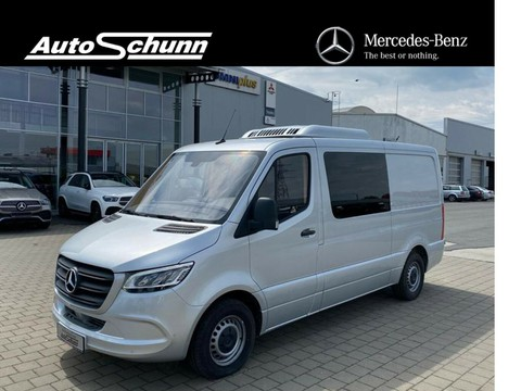 Mercedes-Benz Sprinter 316 Mixto MBUX