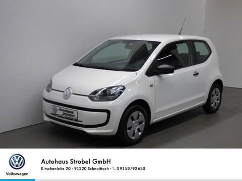 Volkswagen up 1.0 up take up