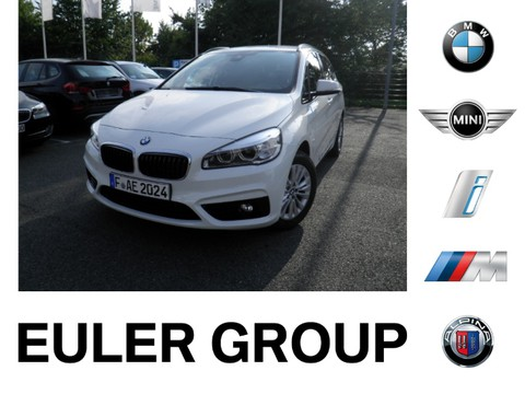 BMW 218 Active Tourer d Multif Lenkrad