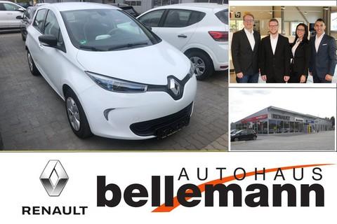 Renault ZOE R90 Life Z E 40 (h-Akku) Miete - Kauf möglich