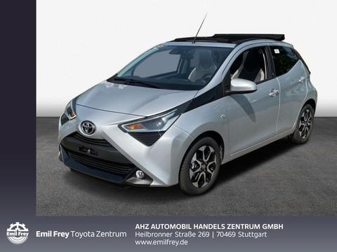 Toyota Aygo x-play Teamü