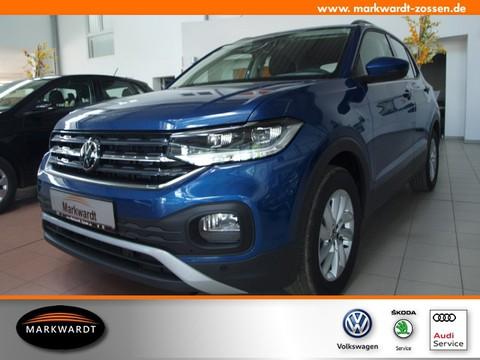 Volkswagen T-Cross Life Digi