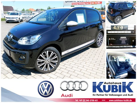 """Volkswagen up high up """"Roof Pack White"""" W"""