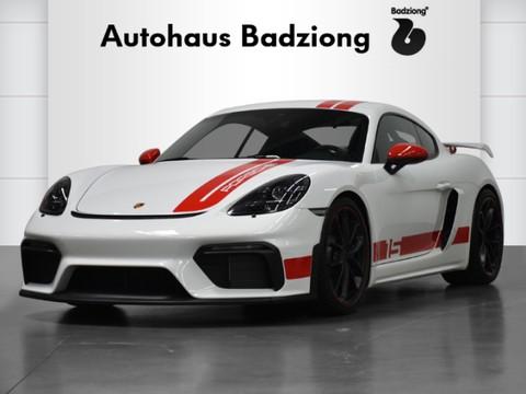 Porsche Cayman 4.0 GT4 Sports Cup Edition Vollschalen Chrono