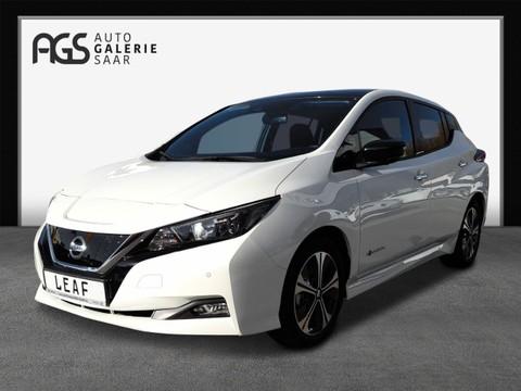 Nissan Leaf N-Connecta vorne