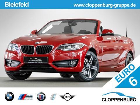 BMW 230 i Cabrio Sport HIFI