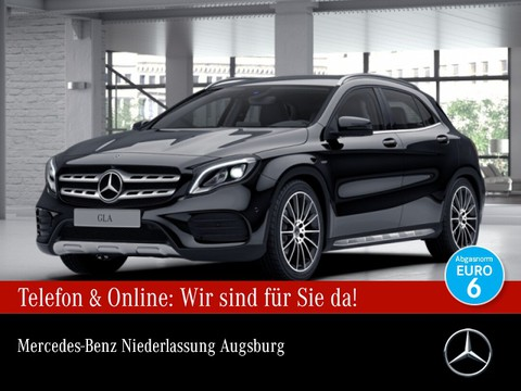 Mercedes-Benz GLA 200 AMG ° Laderaump Easy-Pack