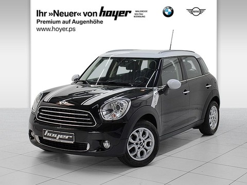 MINI Cooper D Country man Pepper igkeit