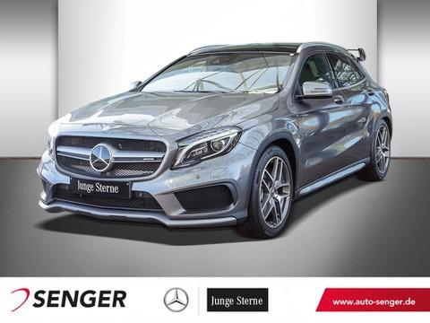 Mercedes GLA 45 AMG undefined