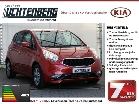 Kia Venga 1.6 Dream Team