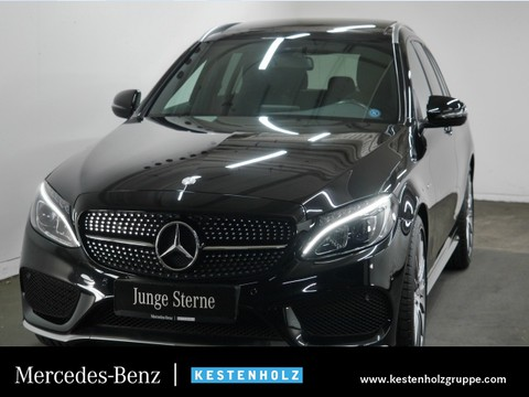 Mercedes C 450 AMG T