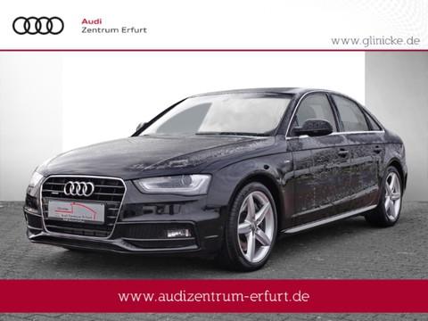 Audi A4 3.0 TDI Ambition quattro S line