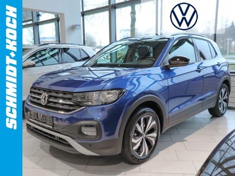 Volkswagen T-Cross 1.0 TSI OPF Life DesignSchwarz