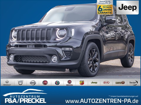 Jeep Renegade 1.0 MY 20 Limited & Blackpaket