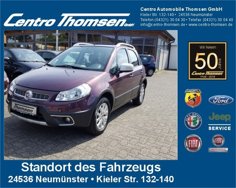 Fiat Sedici 1.6 Easy el