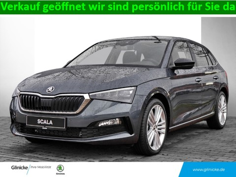 Skoda Scala 1.5 TSI Style EMOTION SUNSET