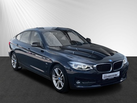 BMW 318 Gran Turismo GT Sport Line NaviProf