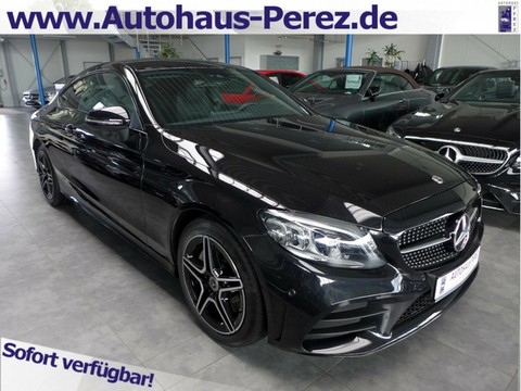 Mercedes-Benz C 300 Coupe AMG NIGHT-BEAM----AMBIE