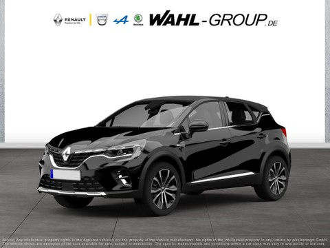Renault Captur 1.3 l II TCe 130 Intens