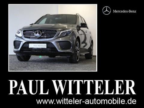 Mercedes GLE 500 e Hybrid AMG Night