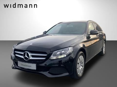 Mercedes-Benz C 200 d T Sitzhzng