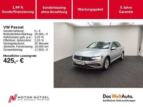 Volkswagen Passat 2.0 TDI BUSINESS