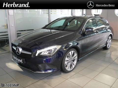 Mercedes-Benz CLA 180 Shooting Brake undefined