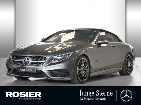 Mercedes-Benz S 500 Cabrio AMG Sport PLUS