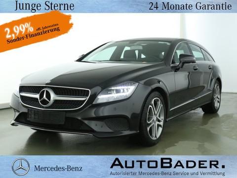 Mercedes CLS 220 d SB Sport-Paket