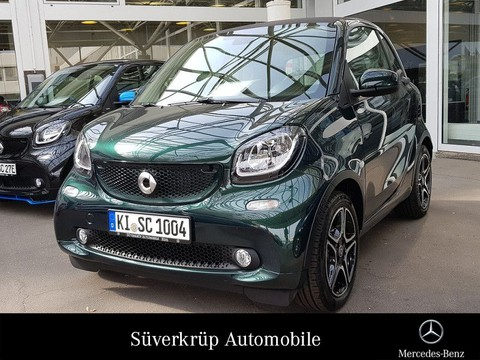 Smart ForTwo coupé 66kW turbo Urban-Style