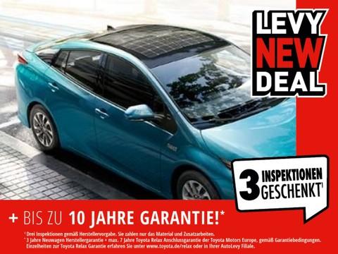 Toyota Prius 7.1 Plug-in Hybrid 122PS-Prämie 10 €