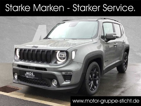 Jeep Renegade 1.3 T-GDI Limited # # #BLACKPACK