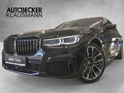 BMW 730 d Limousine M Sportpaket Gestiksteuerung