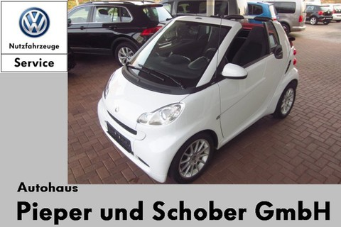 Smart ForTwo cabrio mhd softouch passion