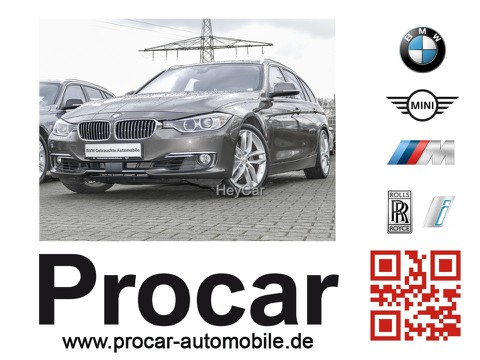 BMW 335 d xDrive Luxury Line