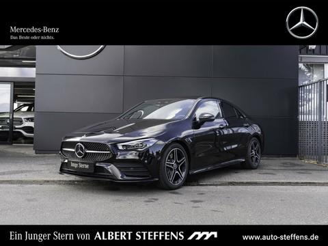 Mercedes-Benz CLA 180 AMG ° Burm Ambiente