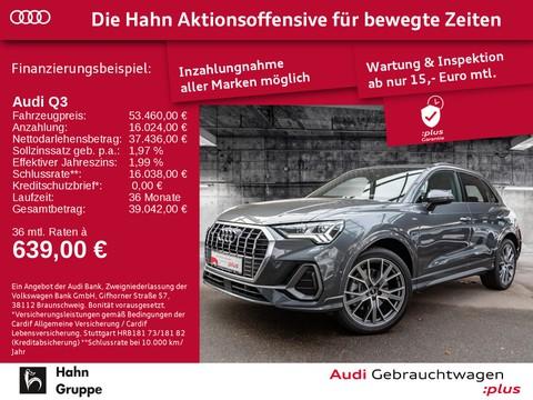 Audi Q3 40TDI qua S-line
