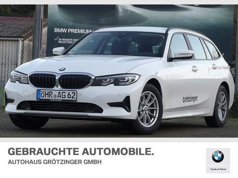 BMW 320 d Advantage Stop&Go