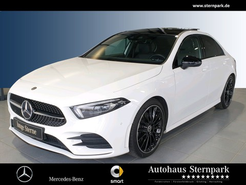 Mercedes-Benz A 220 Limo AMG NIGHT