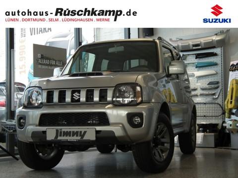 Suzuki Jimny STYLE Untersetzer Metallic