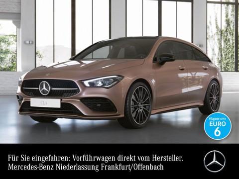 Mercedes-Benz CLA 220 d EDITION 2020 AMG Night