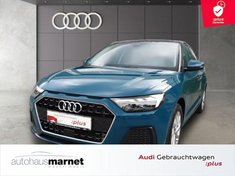 Audi A1 Sportback Advanced 25 TFSI Plus Paket